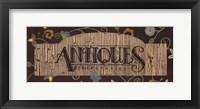Framed Antiques