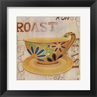 Framed Morning Coffee II