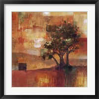 Harvest Light II Framed Print