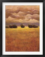 Framed Golden Fields II