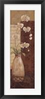 White Chocolate I Framed Print