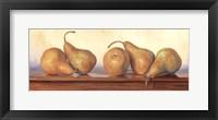 Pears III Framed Print