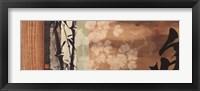 Whispering Dusk II Framed Print