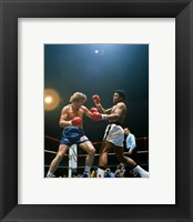 Framed Muhammad Ali vs. Joe Bugner #288