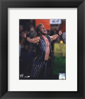 Framed Jericho on the Turnbuckle - 2008