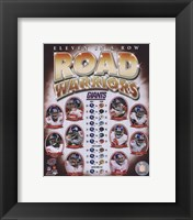 "Framed New York Giants ""Road Warriors"" Composite (#66)"