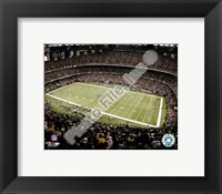 Framed Louisiana Superdome (Saints)  2007