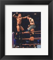 Framed Randy Orton - Wrestlemania 24, 2008 #486
