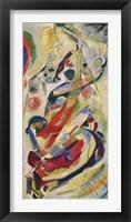 Framed Painting Number 200