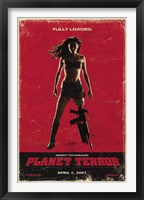 Framed Grindhouse Loaded