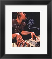 Costa Keys Framed Print
