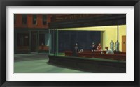 Framed Nighthawks, 1942