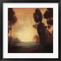 Twilight I Framed Print