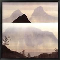 Framed Mei Shan