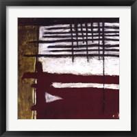 Framed Textiles III
