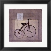 Framed Pedal