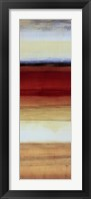 Framed Color Line 3