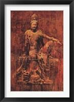 Framed Q'uan Yin