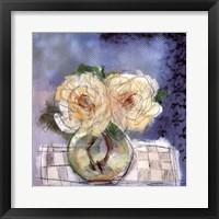 Framed Roses II