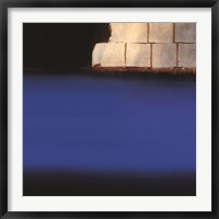Ocean Ridge Framed Print