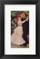 Dance at Bougival Framed Print