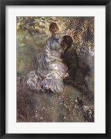 Framed Idylle (Lovers)