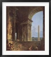 Framed Obelisk, 1787