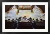 Framed Sacrament of the Last Supper, c.1955