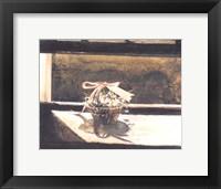 Framed May Basket