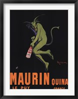 Framed Maurin Quina, 1920