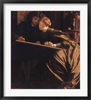 Framed Painter's Honeymoon