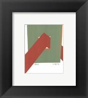 Framed Tribeca (serigraph)
