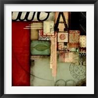 Framed Two Memories