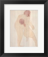Framed Two Figures 1905