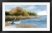 Framed Saltaway Bay