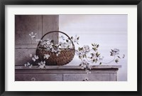 Framed Spring Blossoms