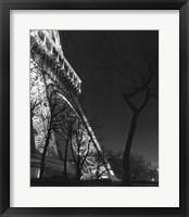 Framed Paris Nights