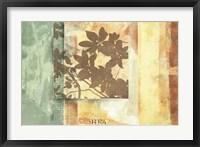 Adagio II Framed Print