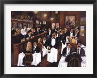 Framed Washington Square Bar & Grill