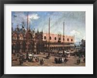Framed Square of St. Mark