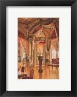 Framed Elegant Interior
