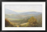 Framed Valley View II