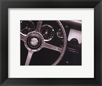 Framed Steering Wheel