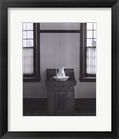 Framed Washstand