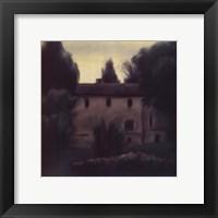 Framed Sunset, Fiano