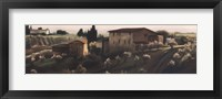 Framed Calcinaia, Tuscany