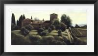 Framed Pastine, Tuscany