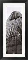 Framed Skyscraper Reflections