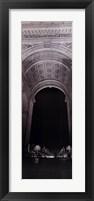 Framed L' Arc de Triomphe