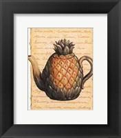 Framed Teapots